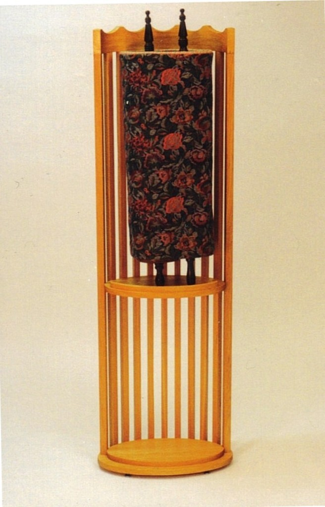 Torah Holder with Scroll